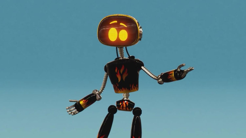 Animation: Roboter
